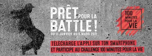 Challenge 100mn pour la Vie