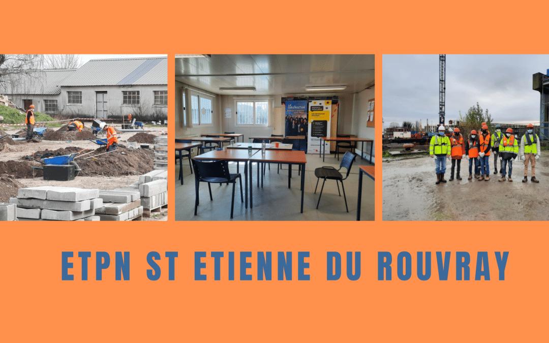 ETPN à St Etienne du Rouvray