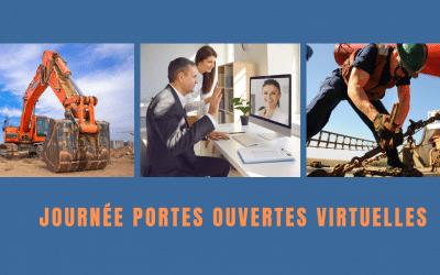 Journée Portes Ouvertes Virtuelles